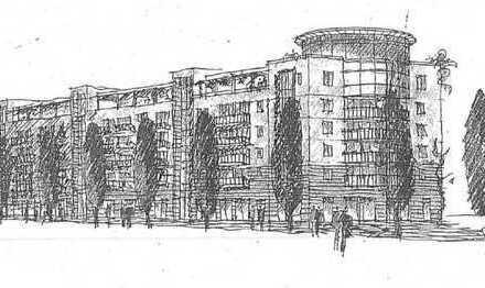 Vermietete 2-Zimmer-Eigentumswohnung in Dresden