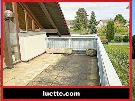 4-Zimmer-Mais.-ETW, eigene Heizung, EBK, Essbar, 2 Bäder, grosser Sonnenbalkon, 2. Balkon, Fassad...