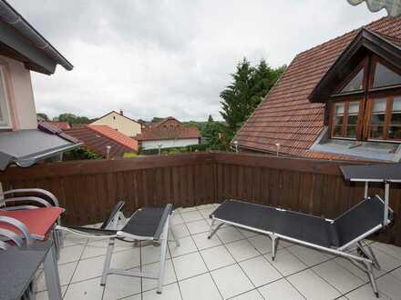 Gut ausgestattete 3-Zimmer Mietwohnung in ruhiger Wohnlage von Heldritt!