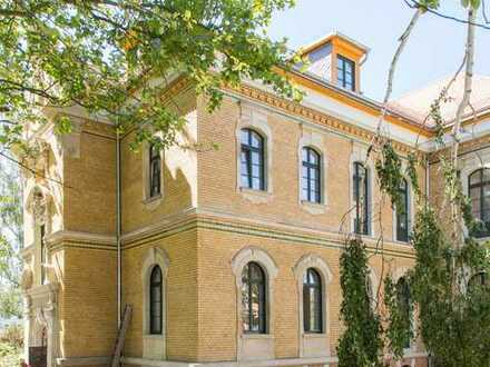 TOP ZWEITBEZUG in der König-Albert-Residenz mit Dachterrasse und Fußbodenheizung