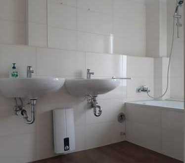 Viel Platz in sanierter Wohnung