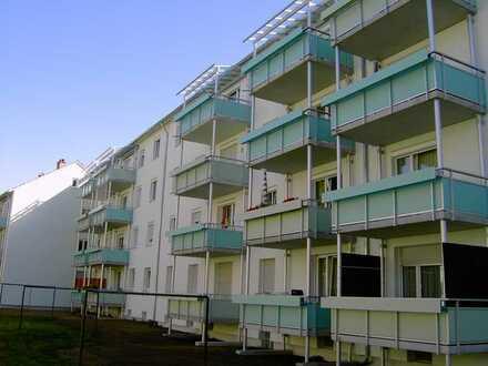 frisch renovierte 3-Zimmerwohnung mit Balkon in der Wertachschleife