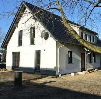 ERSTBEZUG! Idyllische gelegene Doppelhaushälfte nur 11 km von Stadtzentrum Cottbus entfernt!