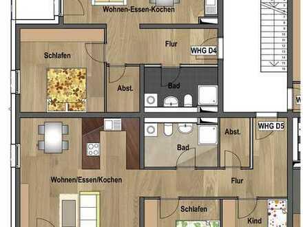1.Obergeschoss - Wohnung D04