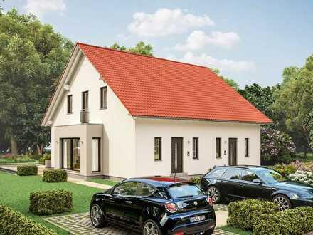 Bauen auch ohne Eigenkapital - Ihr Traumhaus vom deutschen Ausbauhaus Marktführer!