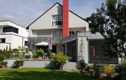 Komfortables Haus im Haus in der Göttersiedlung mit grossem Garten in ruhiger Lage