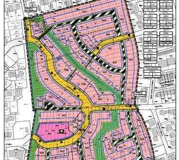 Baugrundstück im Neubaugebiet in TOP Lage - unerschlossen