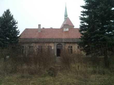alter Bauernhof mit bis 230.000m² Fläche, nur 1h45min bis Berlin