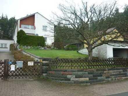 Schöne 4-Zimmer Wohnung in Marktleuthen im Fichtelgebirge (Kreis Wunsiedel)