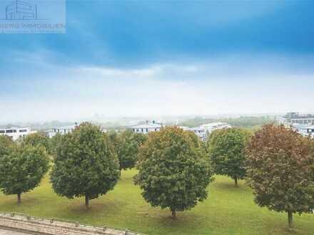 Moderne Townhouse-ETW 3,5 Zimmer Riedberg Bestlage direkt am Bonifatiuspark mit Skylineblick