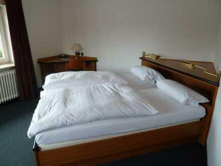 Hotel als garni geführt, TOP Innenstadtlage, guter Umsatz, kaum Wettbewerb, Erweiterungen möglich!