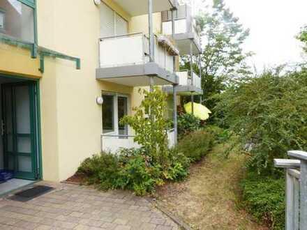 Exklusives, gepflegtes 1 Zimmer-Apartment mit Balkon/Garage in ruhiger Wohnlage