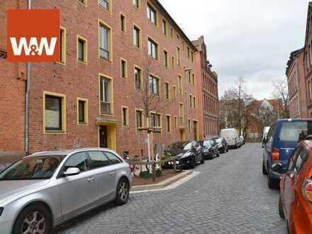 3 Zimmer Wohnung, großzügig geschnitten, in TOP Lage von Hannover / Linden