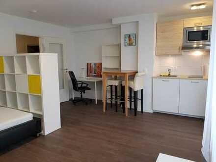 Exklusive 1-Zimmer-Wohnung mit EBK in Bamberg