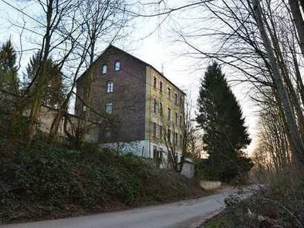 Wohnung im Grünen sucht Dichter und Denker.......