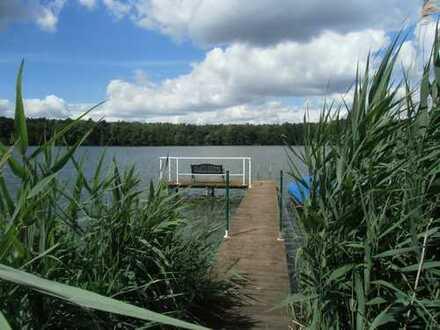 Exklusive, barrierefreie 3-Zimmer-Wohnung mit Wasserzugang in Niederlehme