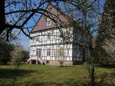 Historisches Forsthaus Herbram in Lichtenau, Kreis Paderborn