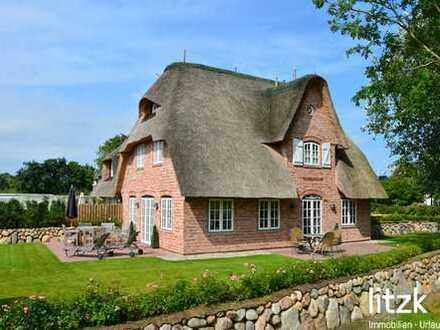 Ansprechende Haushaushälfte nahe Wattenmeer !