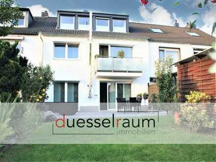 Vennhausen: zwei Eigentumswohnungen im EG und DG mit Terrasse und Garten in ruhiger Lage