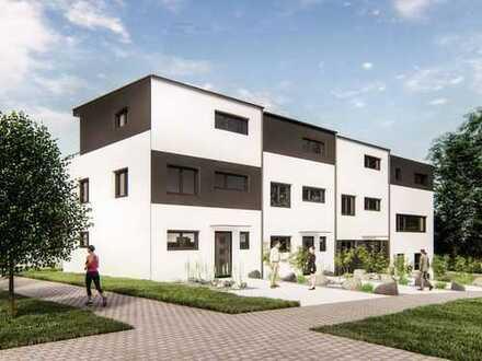 Erstbezug: Neubau-Reihenhaus in Überlingen