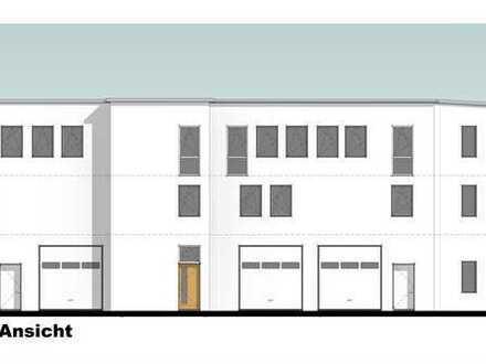 Büro mit beheizter Lager-/ Produktionshalle und Bürofläche zu vermieten.