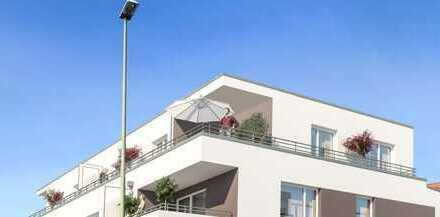 *NEUBAU - Exklusive 3-Zimmer-Penthousewohnung mit Dachterrasse*