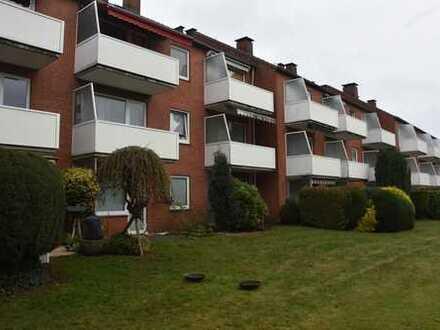Freie 2-Zimmer-Wohnung im EG mit Terrasse !