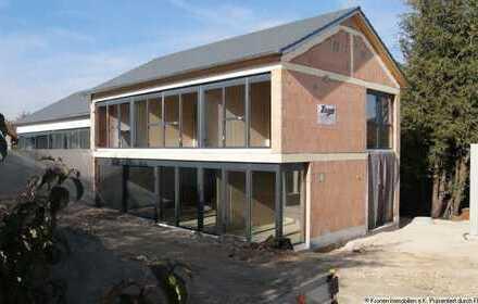 Neubau Doppelhaushälfte in Söflingen