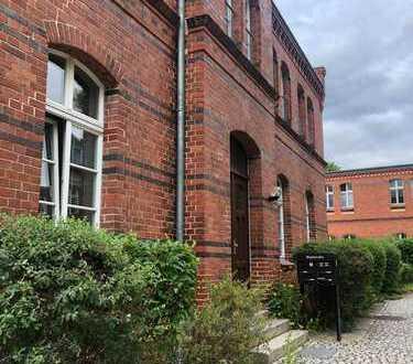 Historische 2-Zimmer-Erdgeschosswohnung in Fürstenwalde