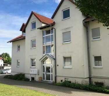 Kapitalanlage 2 ZKB-Wohnung im Dachgeschoss - tolle Aussicht - ruhige Lage