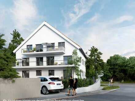 """NEUBAU: 2 Zimmerwohnung in kleiner 6-Familien """"Stadt Villa"""", in zentraler Lage von Lauf"""