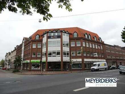 Wilhelmshaven - Büro-/Praxisflächen im Zentrum von Wilhelmshaven