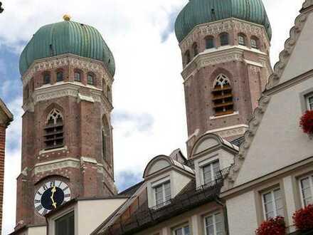 Juwel über den Dächern von München