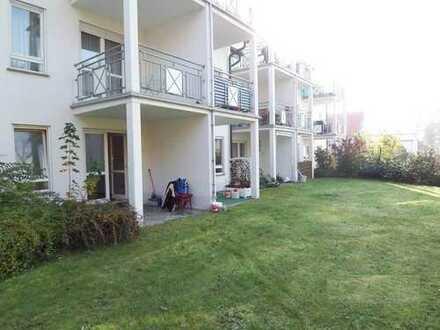 Vermietete Eigentumswohnung mit Terrasse in Delitzsch zu verkaufen!