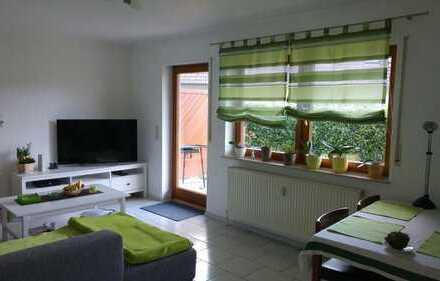 Attraktive 2-Zimmer-Wohnung mit Terrasse und EBK in Weisenbach