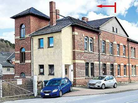 Teilweise vermietetes Zweifamilienhaus