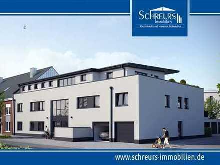 Neubau - 3 Zimmer Erdgeschosswohnung mit Gartenanteil in Hüls