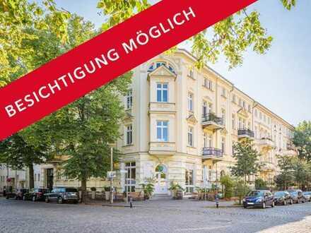 Bezugsfrei: 2-Zimmer-Wohnung unweit vom Schloss Sanssouci