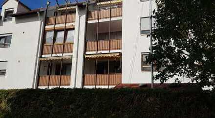 Gepflegte 3-Zimmer-Wohnung mit Balkon in Königsbrunn