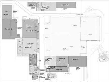 Hallen- und Büroräume Wedemark Wennebostel (Teilflächen ab 50 m² bis 10.000 m²)