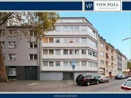 Kapitalanleger aufgepasst: vermietete 2-Zimmerwohnung in der Kölner Innenstadt