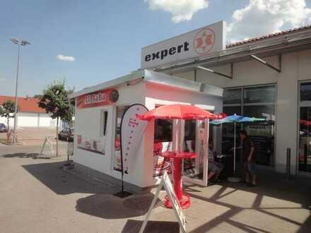 Fachmarktzentrum Sonthofen - Imbiss-Stand zu vermieten