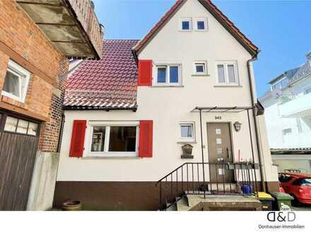 ***Kleines Stadthaus in Untertürkheim***
