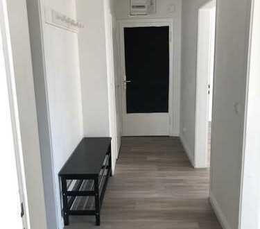 Bremen Vegesack: Bezug nach Sanierung, helle 3-Zi-Wohnung, EBK, Balkon