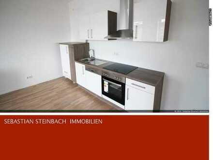 **Zentrumsnah Wohnen + Balkon + Stellplatz + EBK**