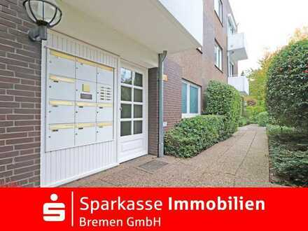 Wunderschöne Drei-Zimmer-Wohnung mit umlaufender Terrasse nähe Bürgerpark