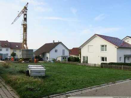 Eines der letzen Einfamilienhausgrundstücke im Kohlstätter Hardt