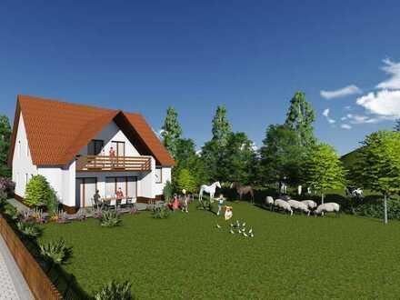 Natur Pur- Großzügiges Einfamilienhaus mit ( 11 Zimmer) Kurzfristig Frei!