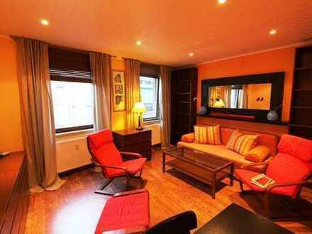 Stilvoll möbliertes 1-Zimmer-Apartment in der Cochemer Fußgängerzone
