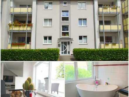 +++ Helle und moderne Dachgeschosswohnung im beliebten Kreuzviertel +++